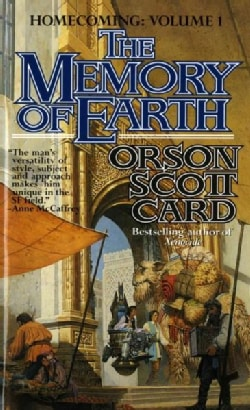 The Memory of Earth (Paperback)