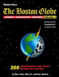 The Boston Globe Sunday Crossword Omnibus (Paperback)