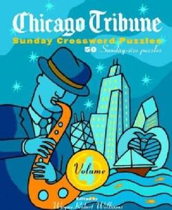 Random House Chicago Tribune Sunday Crossword Puzzles (Paperback)