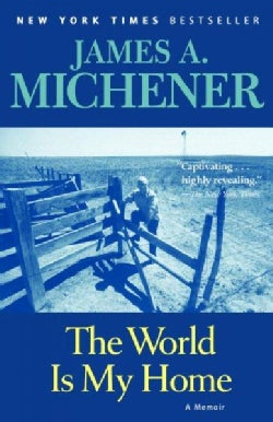 The World Is My Home: A Memoir (Paperback)
