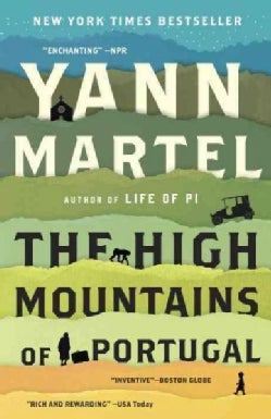 The High Mountains of Portugal (Paperback)