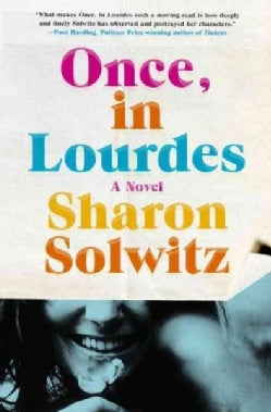 Once, in Lourdes (Hardcover)