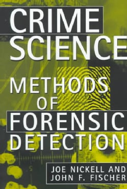 Crime Science: Methods of Forensic Detection (Hardcover)