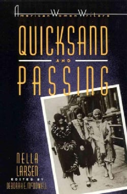 Quicksand and Passing (Paperback)