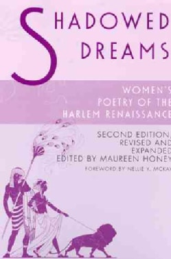 Shadowed Dreams: Women's Poetry of the Harlem Renaissance (Paperback)