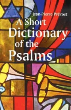 A Short Dictionary of the Psalms (Paperback)