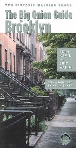 Big Onion Guide To Brooklyn: Ten Historic Walking Tours (Paperback)