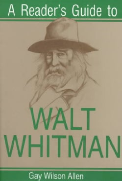 A Reader's Guide to Walt Whitman (Paperback)