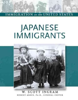 Japanese Immigrants (Hardcover)