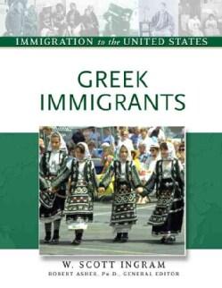 Greek Immigrants (Hardcover)