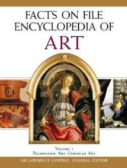 Facts On File Encyclopedia Of Art (Hardcover)