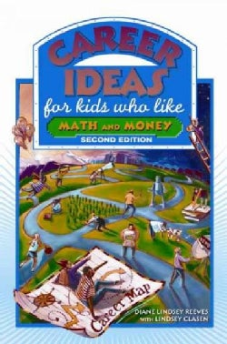 Career Ideas for Kids Who Like Math and Money (Paperback)