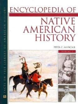 Encyclopedia of Native American History (Hardcover)
