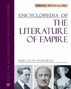 Encyclopedia of the Literature of Empire (Hardcover)