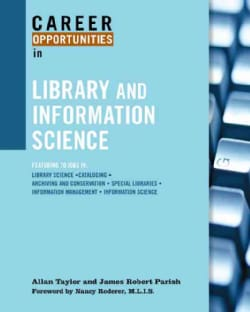 Career Opportunities in Library and Information Science (Paperback)