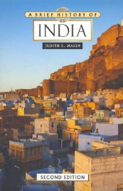 A Brief History of India (Paperback)
