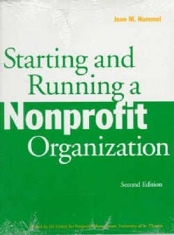 Starting and Running a Nonprofit Organization (Paperback)