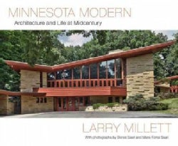 Minnesota Modern: Architecture and Life at Midcentury (Hardcover)