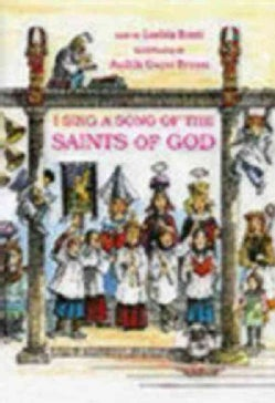 I Sing a Song of the Saints of God (Hardcover)