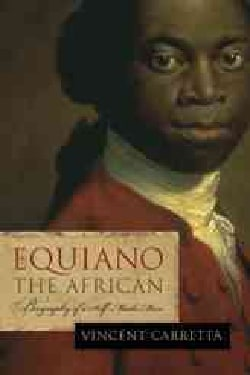 Equiano the African: Biography of a Self-Made Man (Hardcover)
