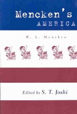 Mencken's America (Paperback)