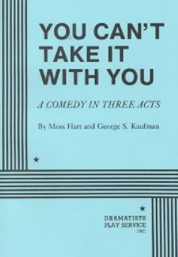 You Can't Take It With You (Paperback)