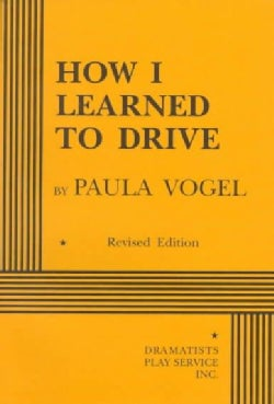 How I Learned to Drive (Paperback)