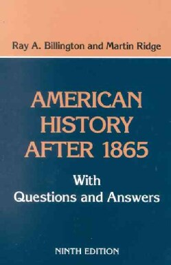 American History After 1865 (Paperback)