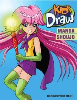 Kids Draw Manga Shoujo (Paperback)