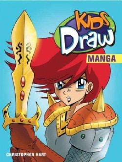Kids Draw Manga (Paperback)