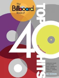 The Billboard Book of Top 40 Hits (Paperback)