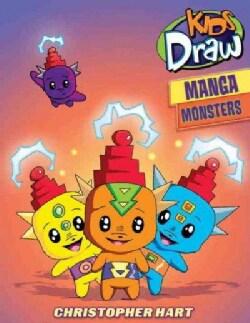 Kids Draw Manga Monsters (Paperback)