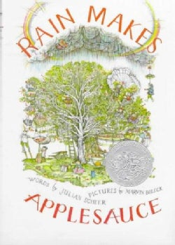 Rain Makes Applesauce (Hardcover)