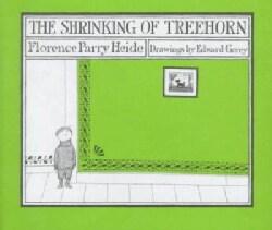 The Shrinking of Treehorn (Hardcover)