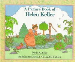 A Picture Book of Helen Keller (Hardcover)