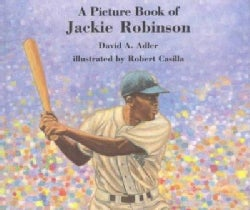 A Picture Book of Jackie Robinson (Paperback)