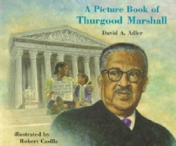 A Picture Book of Thurgood Marshall (Hardcover)