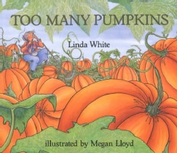 Too Many Pumpkins (Paperback)