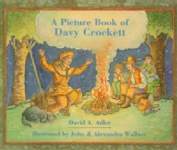 A Picture Book of Davy Crockett (Paperback)
