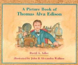 A Picture Book of Thomas Alva Edison (Paperback)