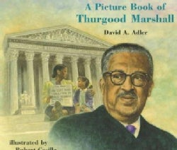 A Picture Book of Thurgood Marshall (Paperback)