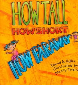 How Tall, How Short, How Faraway (Paperback)