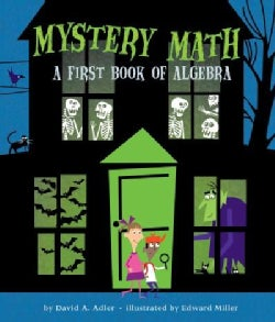 Mystery Math: A First Book of Algebra (Hardcover)