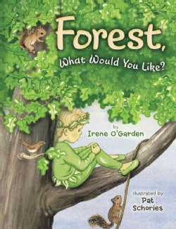 Forest, What Would You Like? (Hardcover)