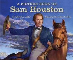 A Picture Book of Sam Houston (Hardcover)