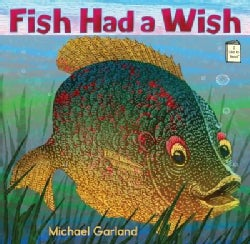 Fish Had a Wish (Hardcover)
