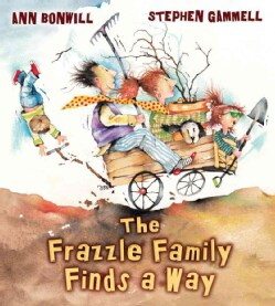 The Frazzle Family Finds a Way (Hardcover)