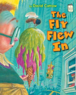 The Fly Flew in (Hardcover)