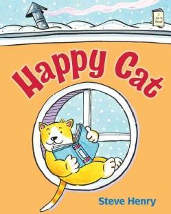 Happy Cat (Hardcover)