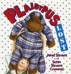 Plaidypus Lost (Paperback)